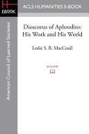 Dioscorus of Aphrodito PDF