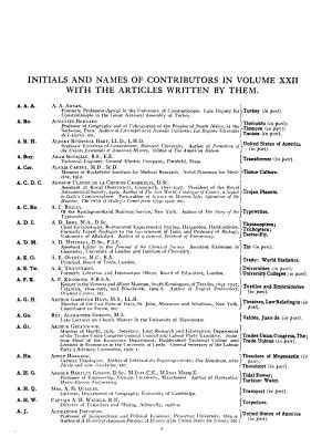 The Encyclopedia Britannica PDF