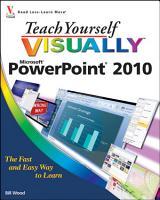 Teach Yourself VISUALLY PowerPoint 2010 PDF