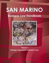 San Marino Business Law Handbook: Strategic Information and Laws