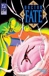 Doctor Fate (1988-) #29