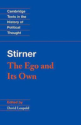 Stirner  The Ego and Its Own PDF