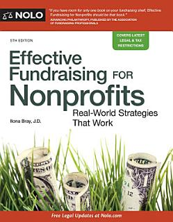 Effective Fundraising for Nonprofits Book