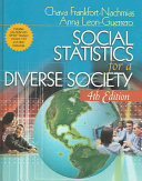 Social Statistics for a Diverse Society With SPSS Student Version
