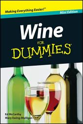 Wine For Dummies, Mini Edition