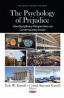 The Psychology of Prejudice