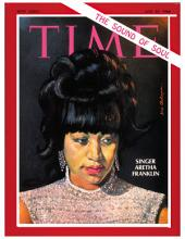 TIME Magazine Biography--Aretha Franklin