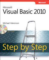 Microsoft Visual Basic 2010 Step by Step PDF