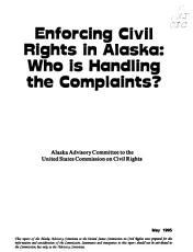 Enforcing Civil Rights in Alaska PDF
