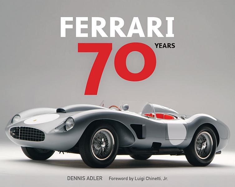 Download Ferrari 70 Years Book