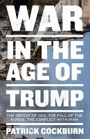 War in the Age of Trump PDF