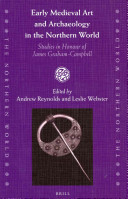 Early Medieval Art and Archaeology in the Northern World Book