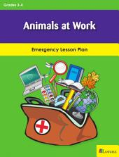 Animals at Work: Emergency Lesson Plan