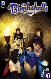 DC Comics: Bombshells (2015-) #47