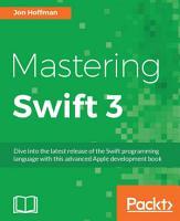 Mastering Swift 3 PDF