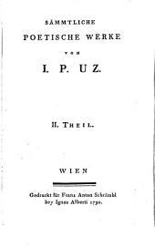 Sämmtliche Poetische Werke ; I. Theil: 9