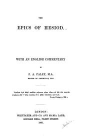 The epics of Hesiod