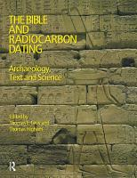 The Bible and Radiocarbon Dating PDF