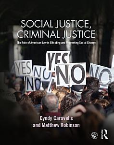 Social Justice  Criminal Justice PDF