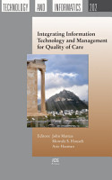 Integrating Information Technology and Management for Quality of Care PDF