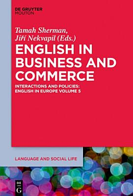 English in Business and Commerce
