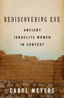Rediscovering Eve PDF