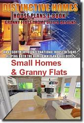 Home Design Book-Small House Plans Granny Flats, Home Office & Relocatable Home Designs: Small House Plans - Granny Flats-Home Office-Cabins