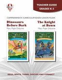 Dinosaurs Before Dark  The Knight at Dawn Teacher Guide Book