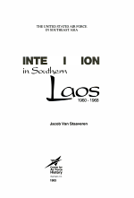 Interdiction in Southern Laos, 1960-1968
