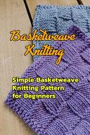 Basketweave Knitting