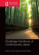 Routledge Handbook of Contemporary Japan PDF
