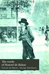 The Works of Honoré de Balzac: Volume 12