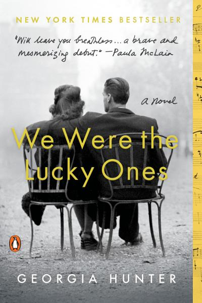 Download We Were the Lucky Ones Book