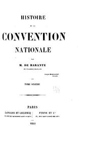 Histoire de la Convention nationale: Volume 6