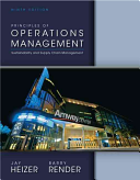 Principles of Operations Management PDF
