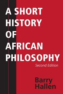 A Short History of African Philosophy  Second Edition PDF