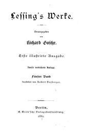 Lessing's Werke: Band 5