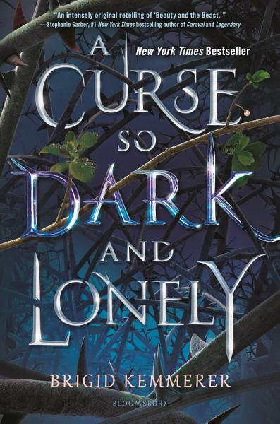 Download A Curse So Dark and Lonely Book