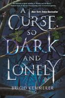 A Curse So Dark and Lonely PDF