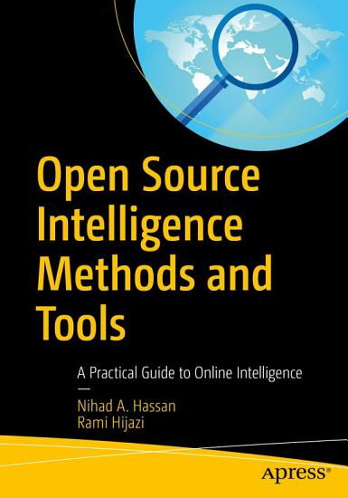 Open Source Intelligence Methods and Tools PDF