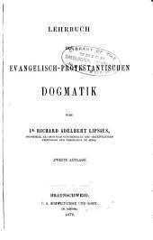 Lehrbuch der evangelisch-protestantischen Dogmatik: Band 2