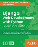Django  Web Development with Python PDF