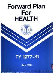 Forward Plan for Health PDF