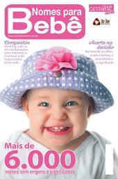 Guia da Gestante Extra Ed.20 Nomes para Bebê