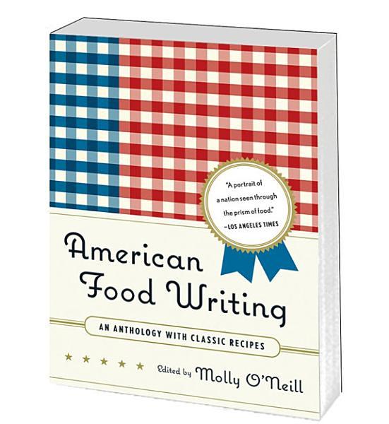 Download American Food Writing Book