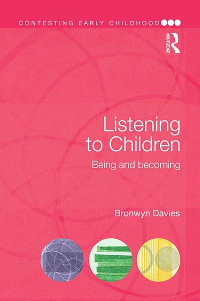 Download Listening to Children Book
