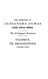 Vicomte de Bragelonne: Volume 4