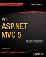 Pro ASP NET MVC 5 PDF
