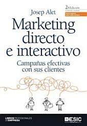 Marketing directo e interactivo: Campañas efectivas con sus clientes