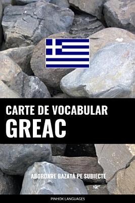 Carte de Vocabular Greac PDF